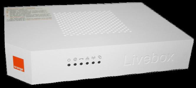 livebox astoria dsl