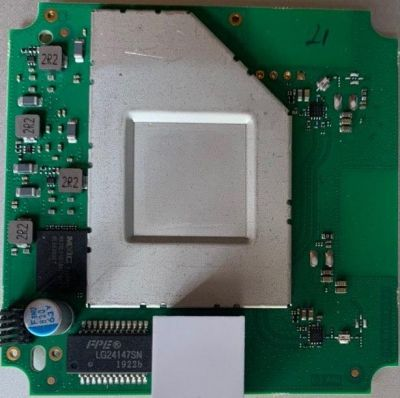 CPU Board Front