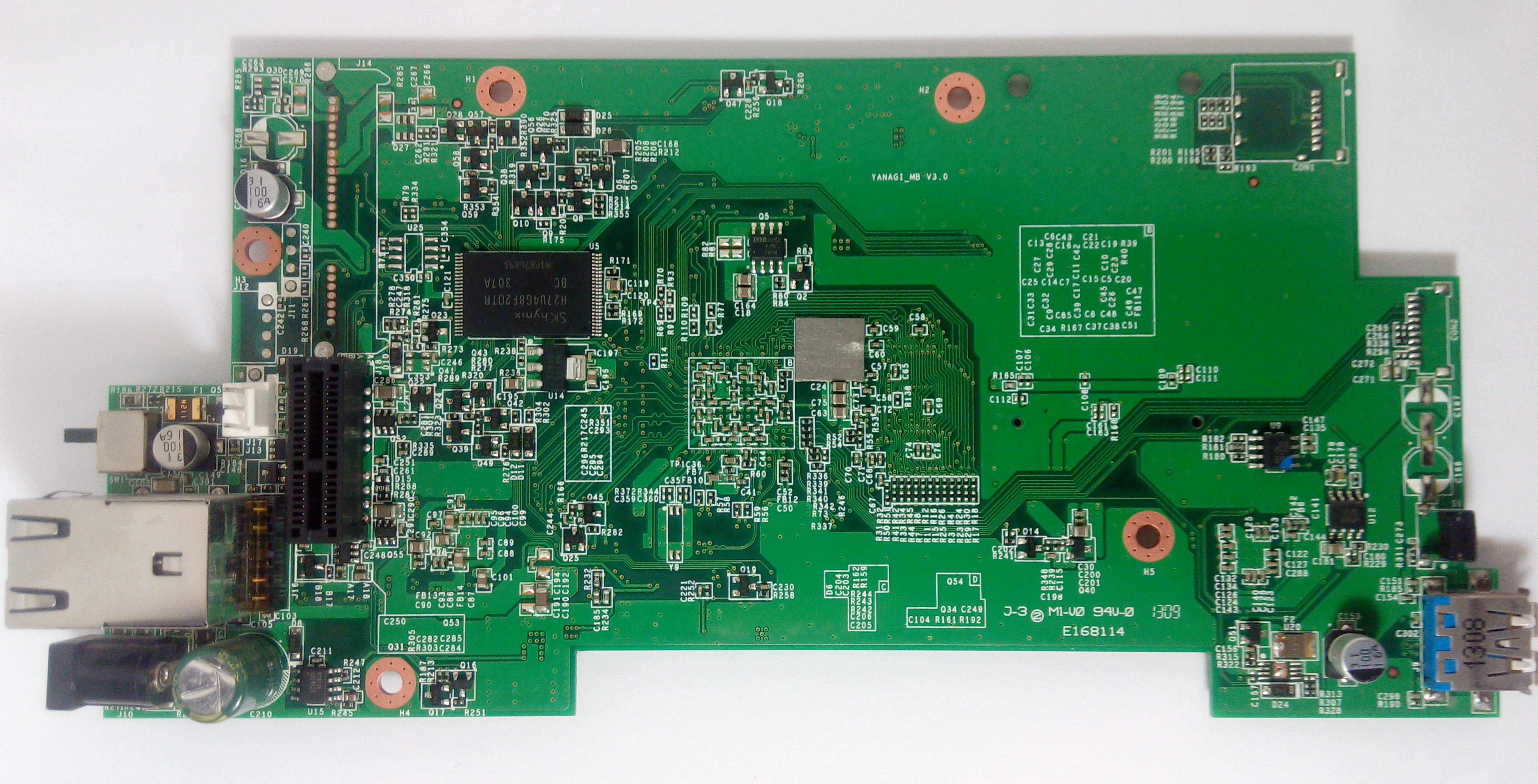 OpenWrt Project: Buffalo LinkStation LS421DE