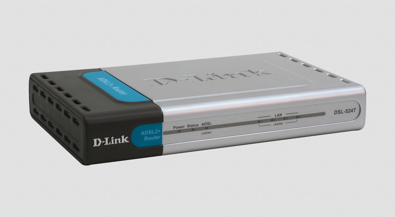 driver d-link dsl-524t