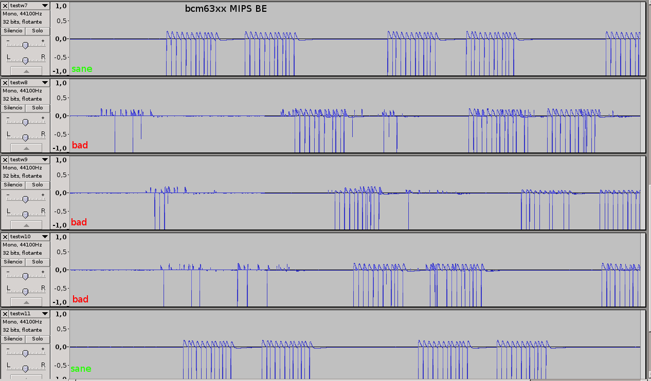 OpenWrt Project: LIRC audio_alsa