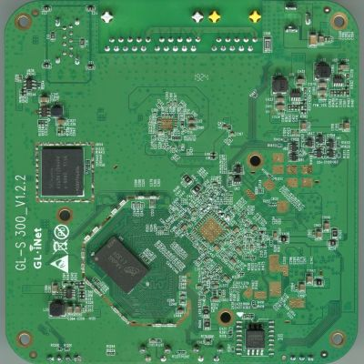 GL-S1300 - Back of PCB
