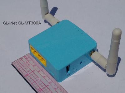 Top view of the GL-MT300A