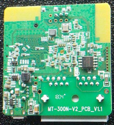PCB Back of the MT300N V2
