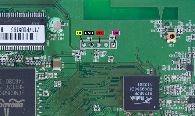 OpenWrt Project: Huawei EchoLife HG556a