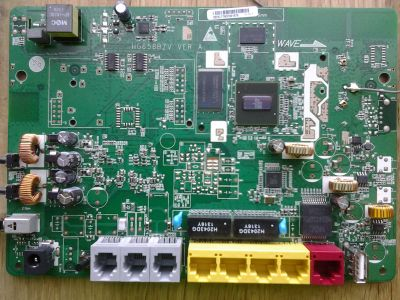 OpenWrt Project: Huawei HG658b/c