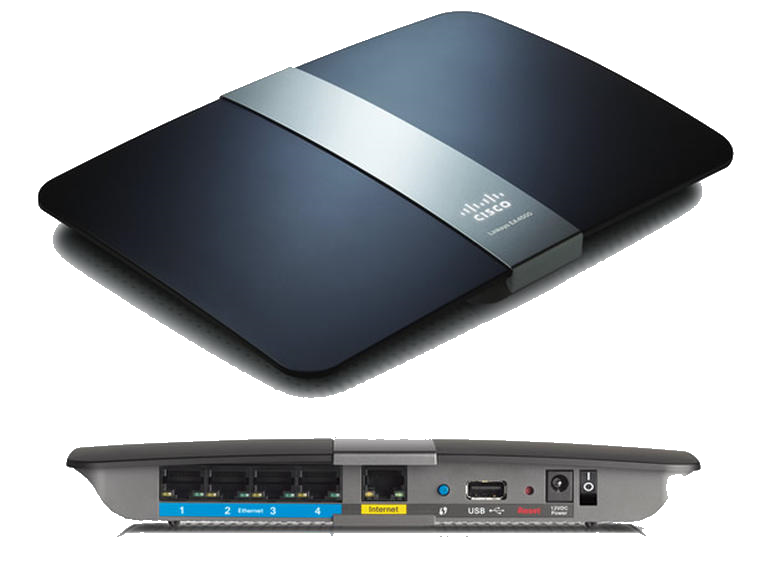 Linksys EA4500 v1.0 Router Treiber Windows XP