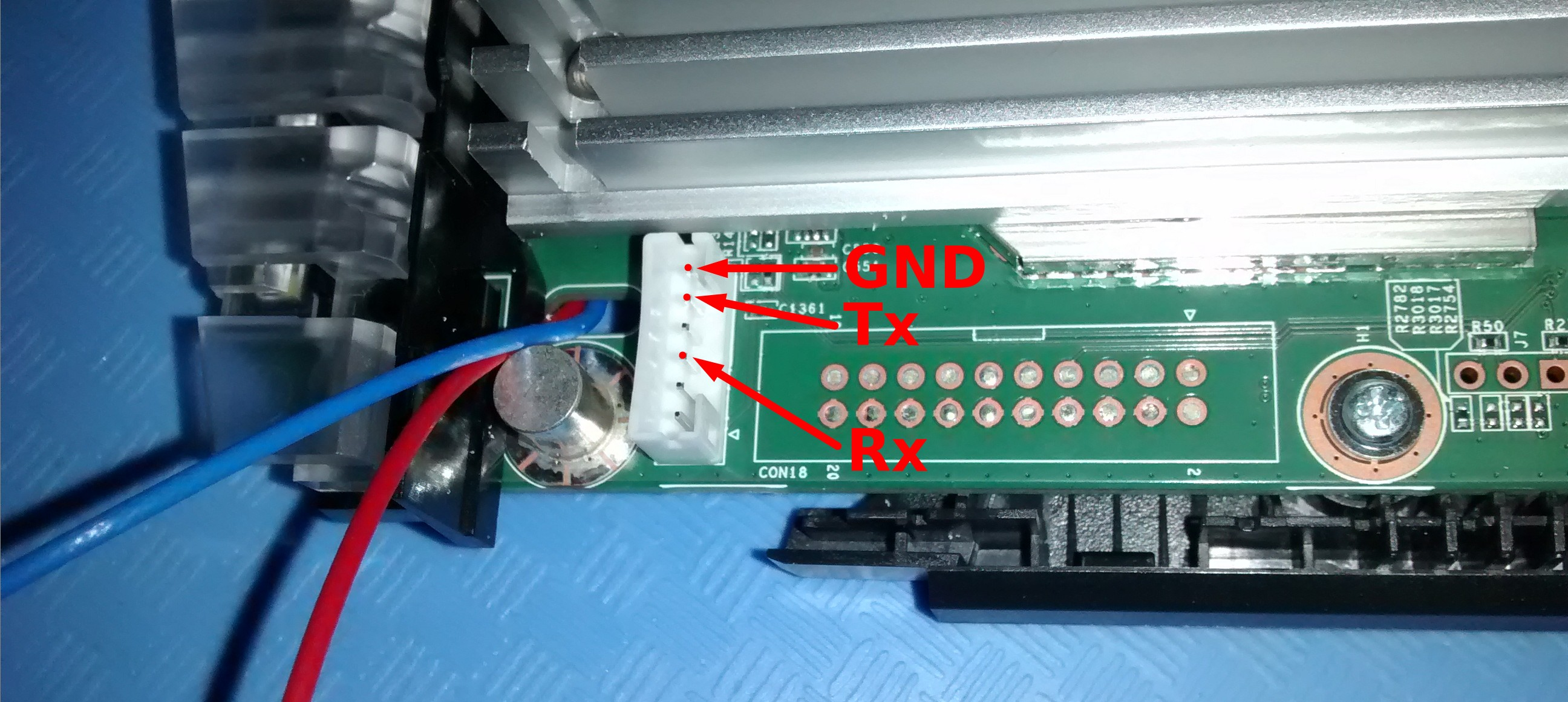 Serial Port in WRT3200ACM