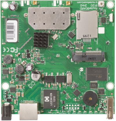 OpenWrt Project: Mikrotik RouterBoard RB91xG 5HPnD (RB911/RB912)
