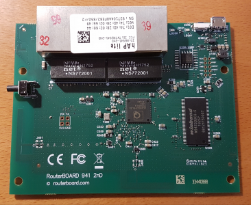 OpenWrt Project: Mikrotik RouterBoard RB941-2nD / RB941-2nD-TC (hAP