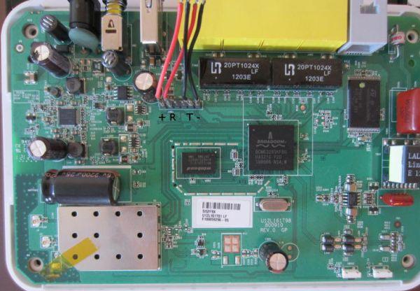 OpenWrt Project: Netgear DGN2200 v2