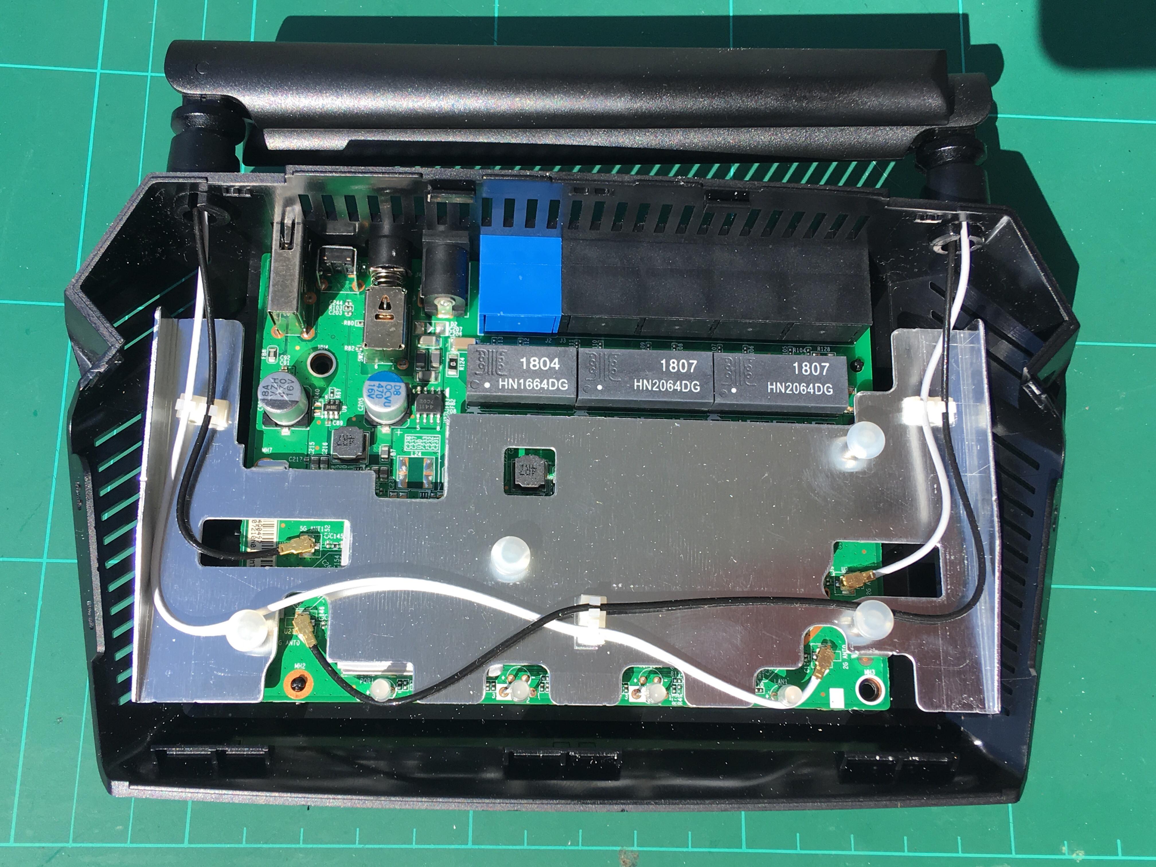 OpenWrt Project: Netgear R6120