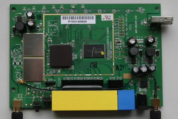 OpenWrt Project: Prolink PWH2004