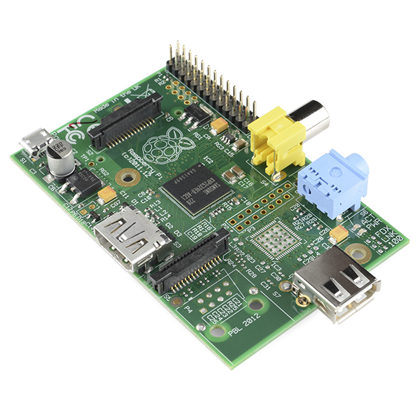 OpenWrt Project: Raspberry Pi