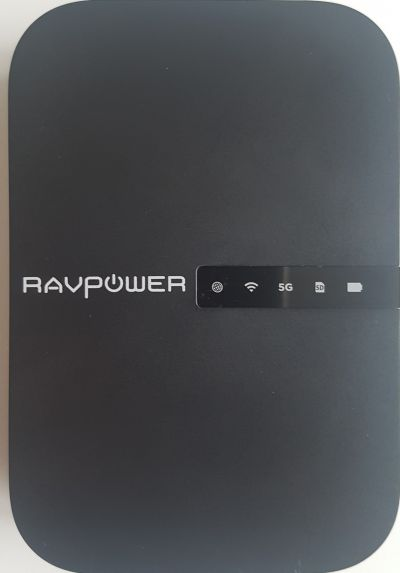 View of Ravpower WD007