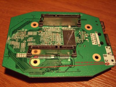 OpenWrt Project: Seagate GoFlexNet
