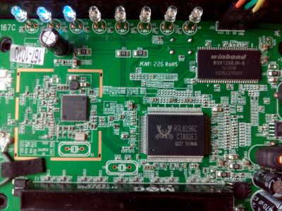 OpenWrt Project: Totolink N300RT