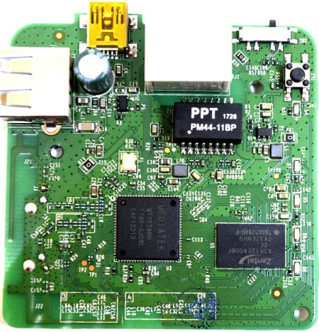 OpenWrt Project: TP-Link TL-MR3020