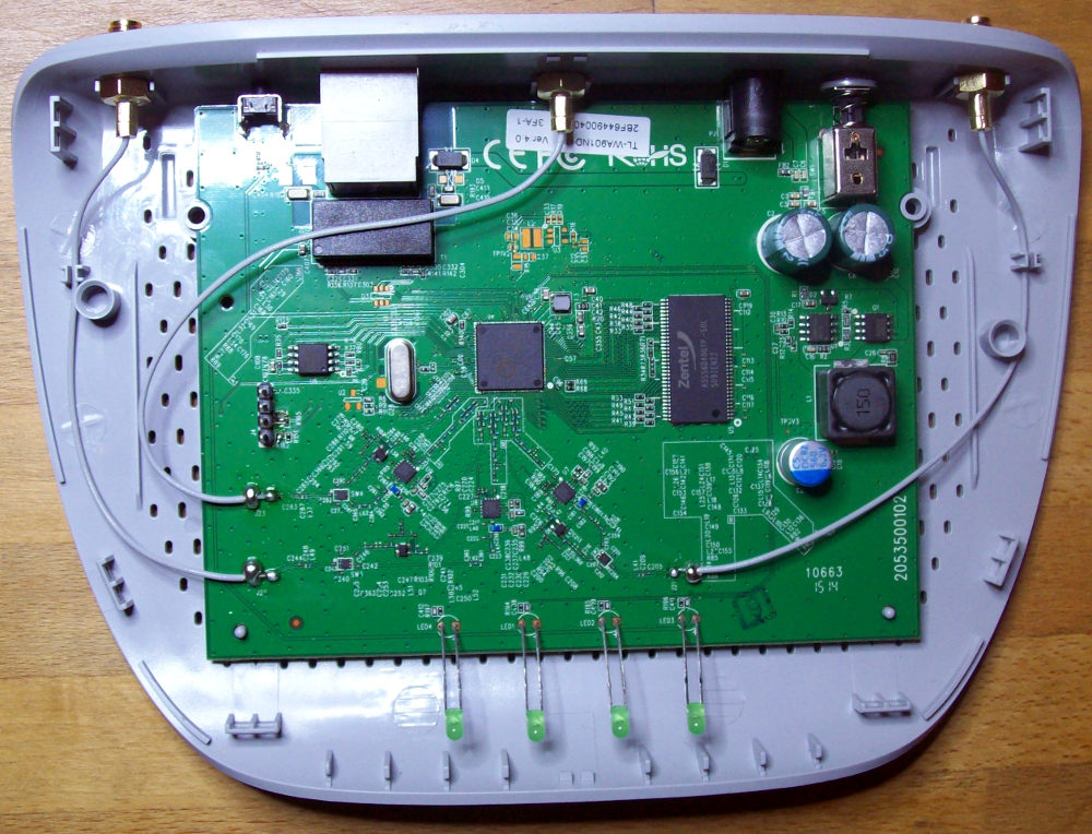 OpenWrt Project: TP-Link TL-WA901ND