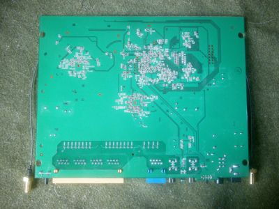 TP-Link TL-WDR3600 - PCB bottom layer