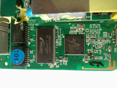 OpenWrt Project: TP-Link TL-WR720N