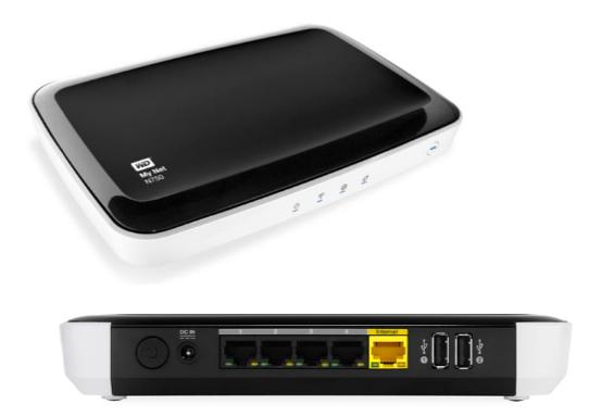 Western Digital My Net N750 Router 64Bit