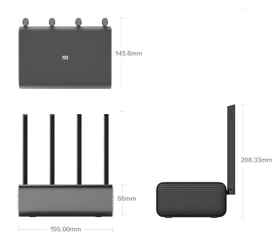 OpenWrt Project: Xiaomi R3P Pro